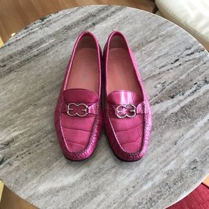Escada  Pink Loafers size 35
